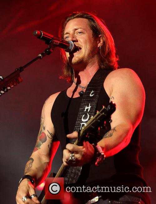 Tyler Hubbard and Florida Georgia Line 6