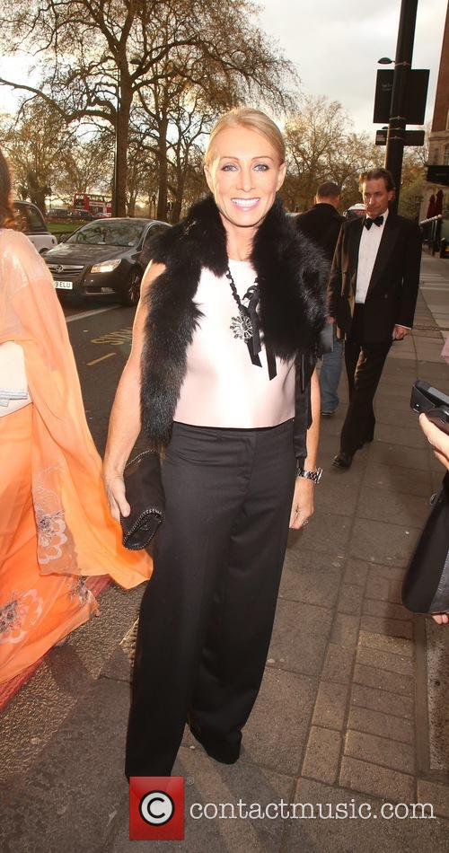 The Asian Awards at The Grosvenor House Hotel...