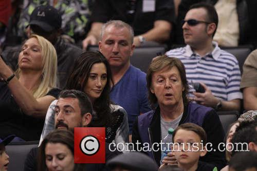 Paul McCartney and Nancy Shevell 10