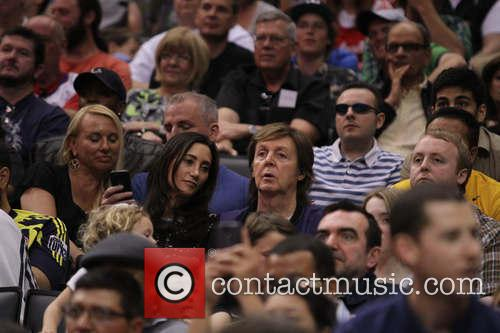 Paul McCartney and Nancy Shevell 11
