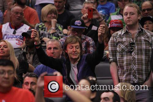 Paul McCartney and Nancy Shevell 12