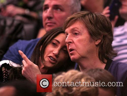 Paul McCartney and Nancy Shevell 15