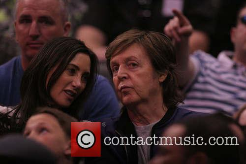 Paul McCartney and Nancy Shevell 16