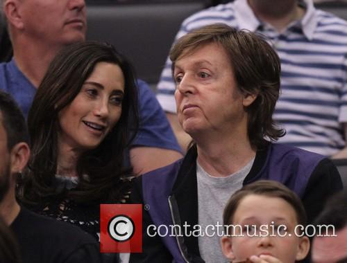 Paul McCartney and Nancy Shevell 22