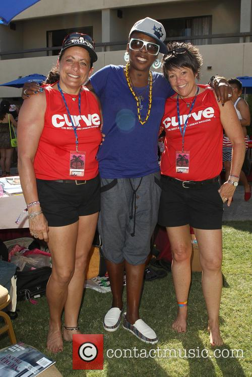 The 2014 Dinah Shore Weekend, Club Skirts Day...