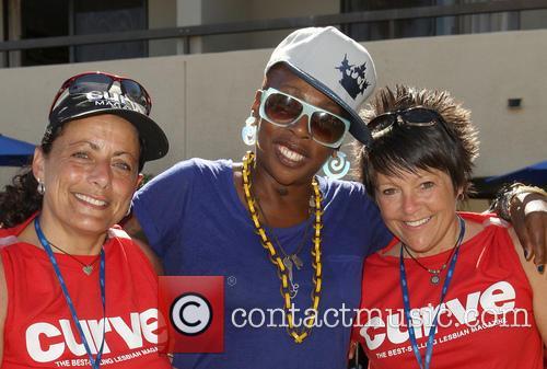 Dinah, Gina Yashere and Robin Perron 11