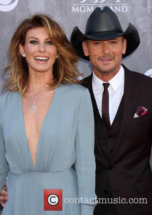 Faith Hill and Tim Mcgraw 3