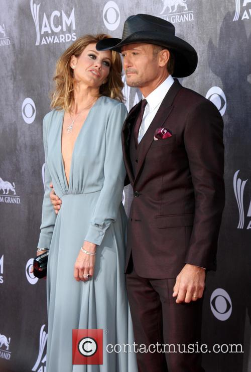 Faith Hill and Tim Mcgraw 9
