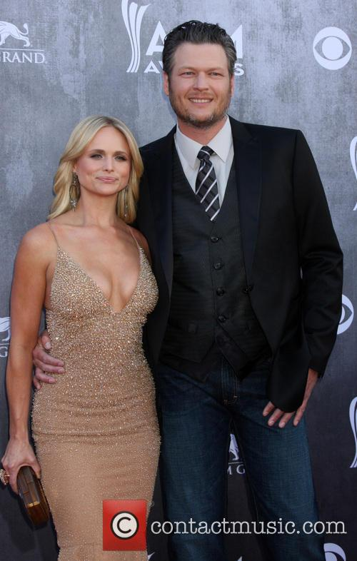 Miranda Lambert and Blake Sheldon 1