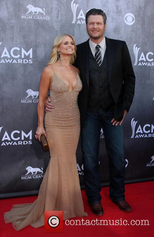 Miranda Lambert and Blake Sheldon 6