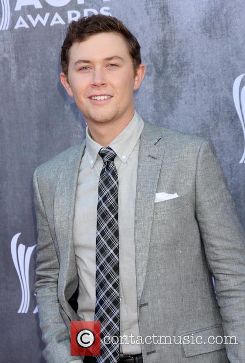 scotty mccreery 49th annual academy of country 4143650