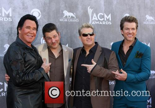 Wayne Newton and Rascal Flatts 1