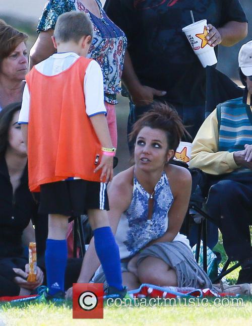 Britney Spears and Jayden James Federline 10