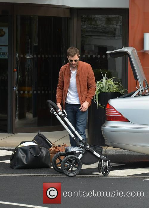 jamie dornan actors spotted the day after 4142090