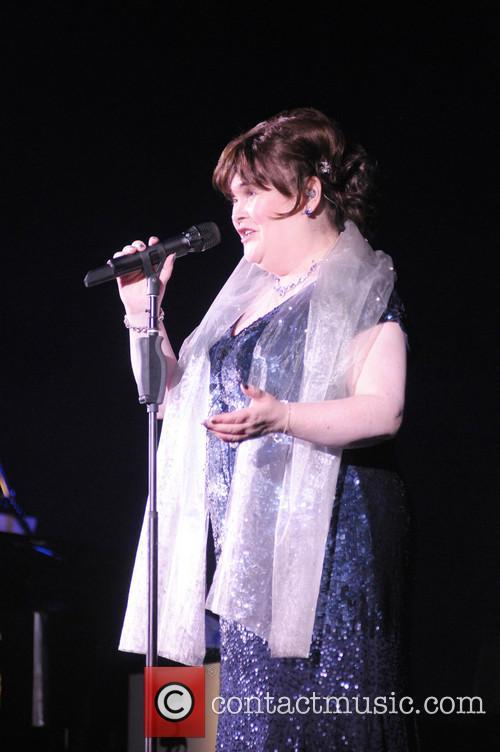 Susan Boyle, The Eventim Apollo