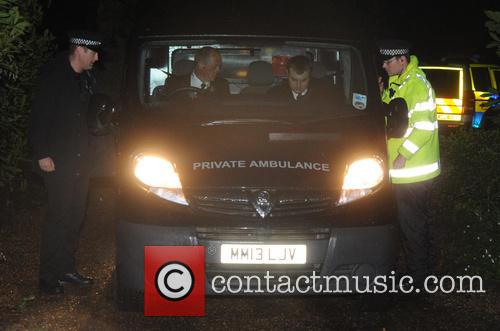Police, Peaches Geldof, Wrotham and Kent 2