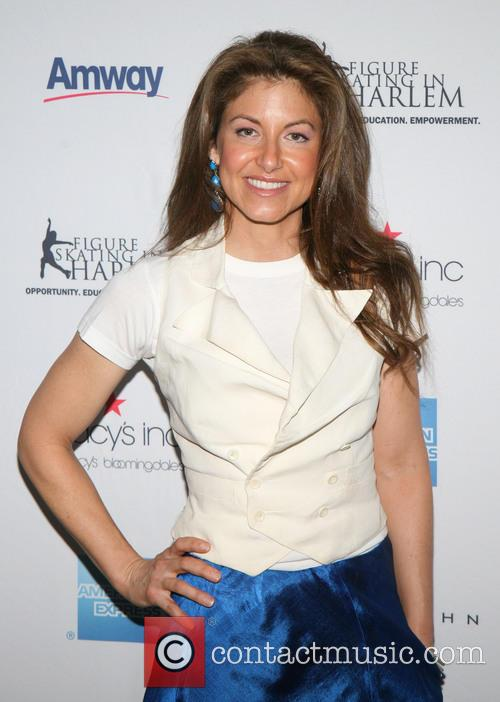 Dylan Lauren The 2014 Skating With The Stars 6