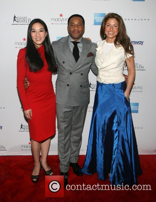 Michelle Kwan, Jeff Tweedy and Dylan Lauren 2