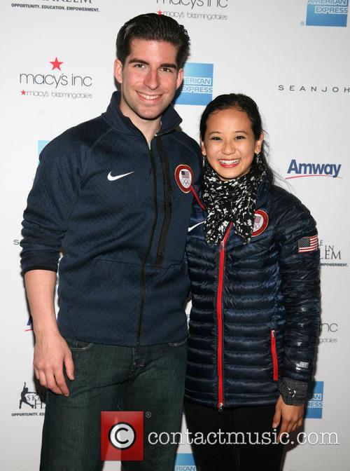 Nathan Bartholomay and Felicia Zhang 3