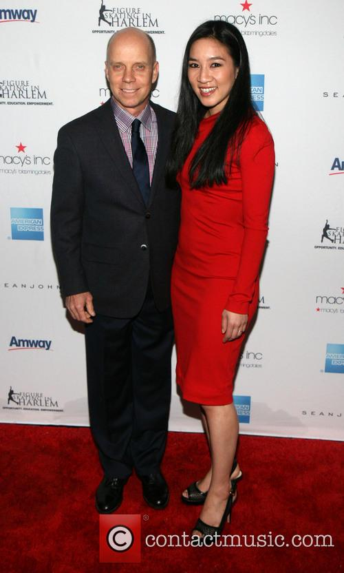 Scott Hamilton and Michelle Kwan 1