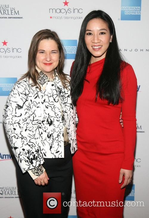 Sharon Cohen and Michelle Kwan 3