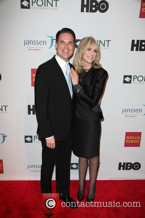 Jorge Valencia and Judith Light 2