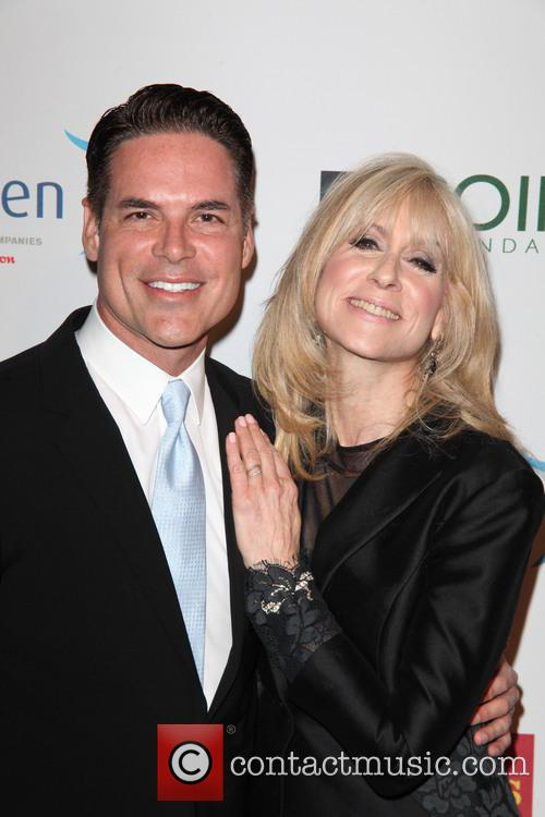 Jorge Valencia and Judith Light 1