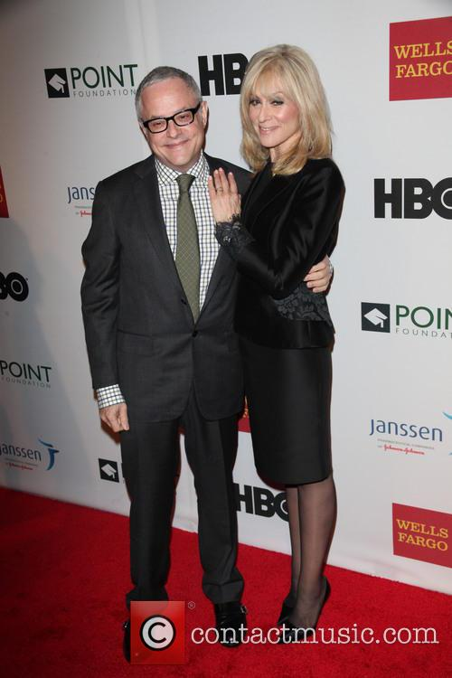 Neal Baer and Judith Light 5