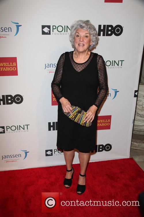 tyne daly the point foundation red carpet 4143908