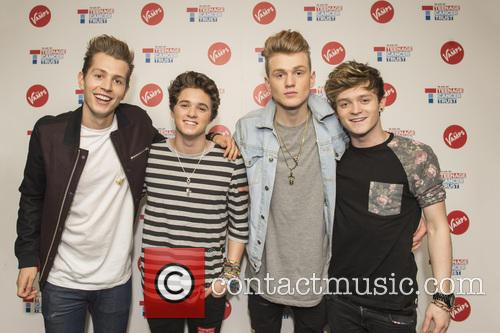 The Vamps 'Last Night' single launch show