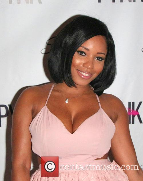 Sheneka Adams launches her hair extension line at...