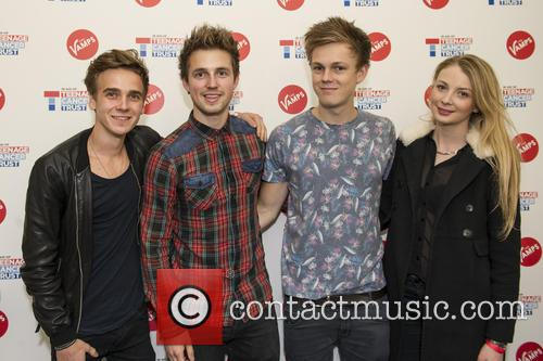 The Vamps - 'Last Night' launch concert -...