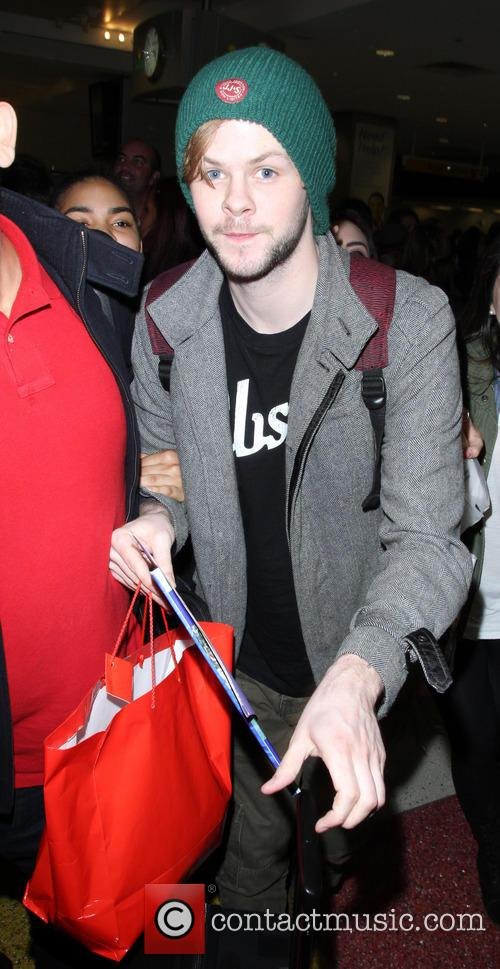 Jay Mcguiness and The Wanted 8