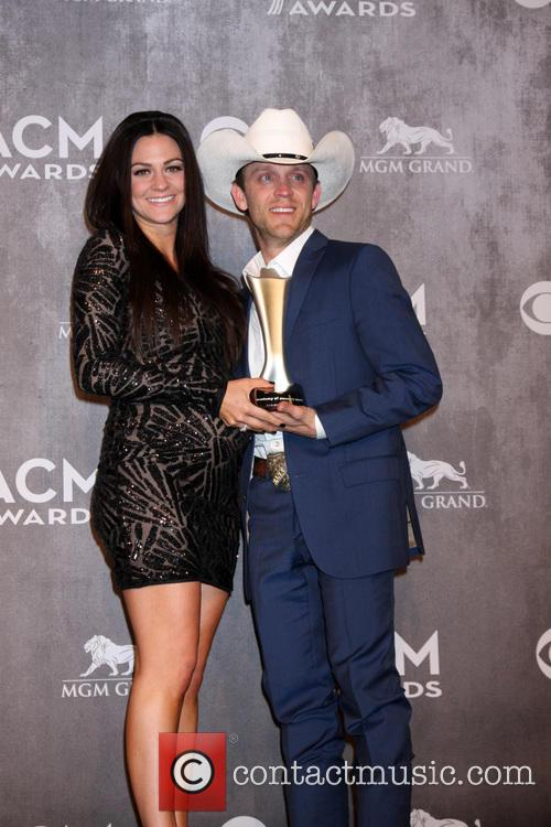 Kate and Justin Moore