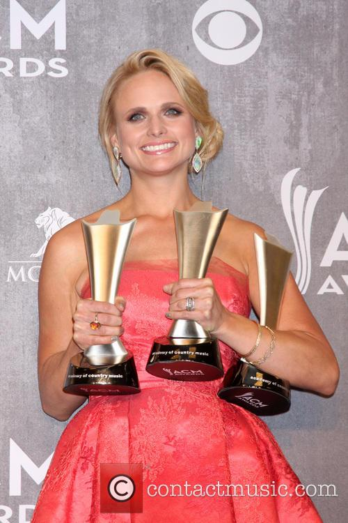 2014 Academy of Country Music Press Room