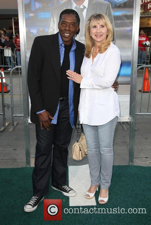 Ernie Hudson and Linda Kingsberg