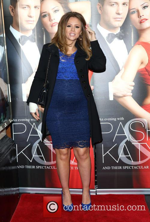 Kimberley Walsh 8