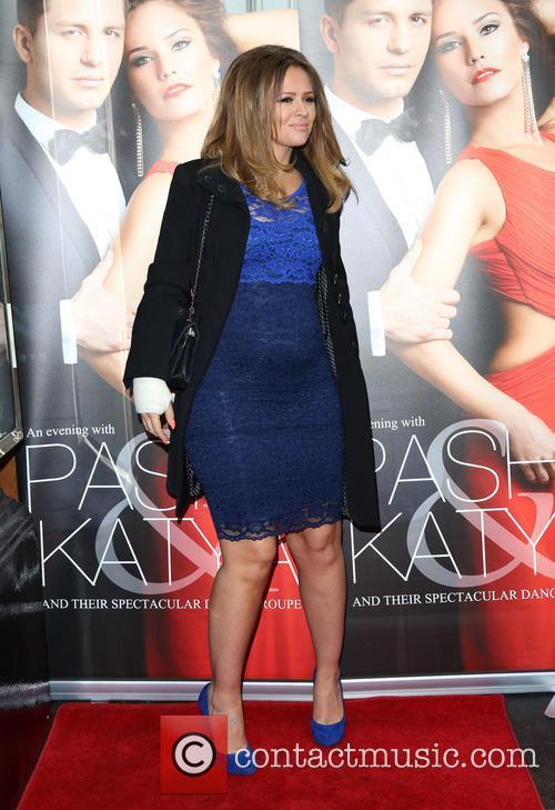 Kimberley Walsh 7