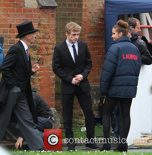 Lucy Beale funeral