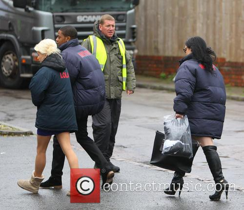Danielle Harold, Khali Best and Shona Mcgarty 3