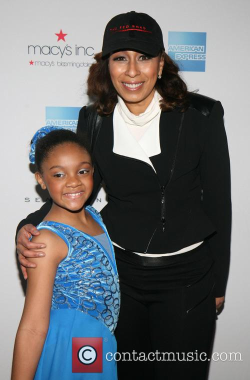 Emily and Tamara Tunie 2