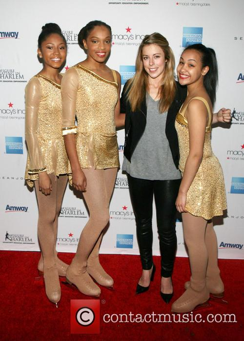 Harlem and Ashley Wagner 2