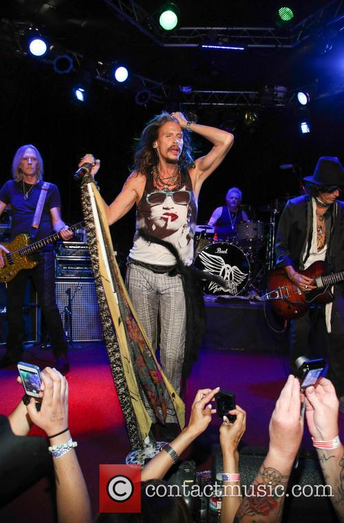 Aerosmith and Steven Tyler 6