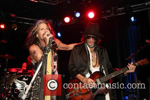 Aerosmith, Steven Tyler and Joe Perry 5