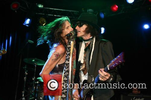 Aerosmith, Steven Tyler, Joe Perry, Whisky a go-go