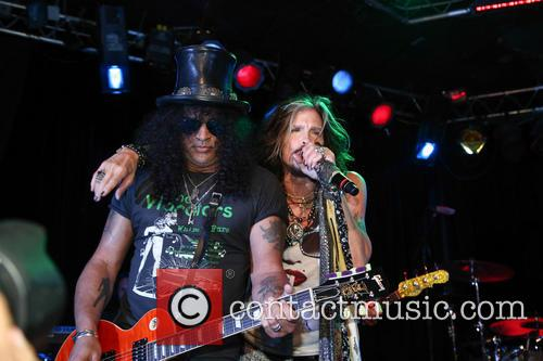 aerosmith steven tyler slash aerosmith announce north american tour 4146053