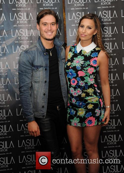 Ferne Mccann and Charlie Sims 4
