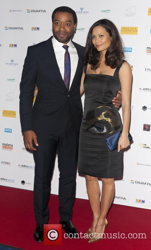 Chiwetel Ejiofor and Thandie Newton 8
