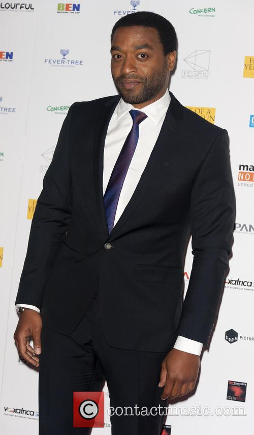 Chiwetel Ejiofor, Odeon Streatham, Streatham High Rd, London