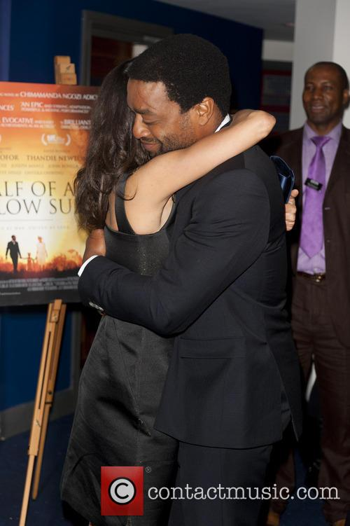 Thandie Newton and Chiwetel Ejiofor 10